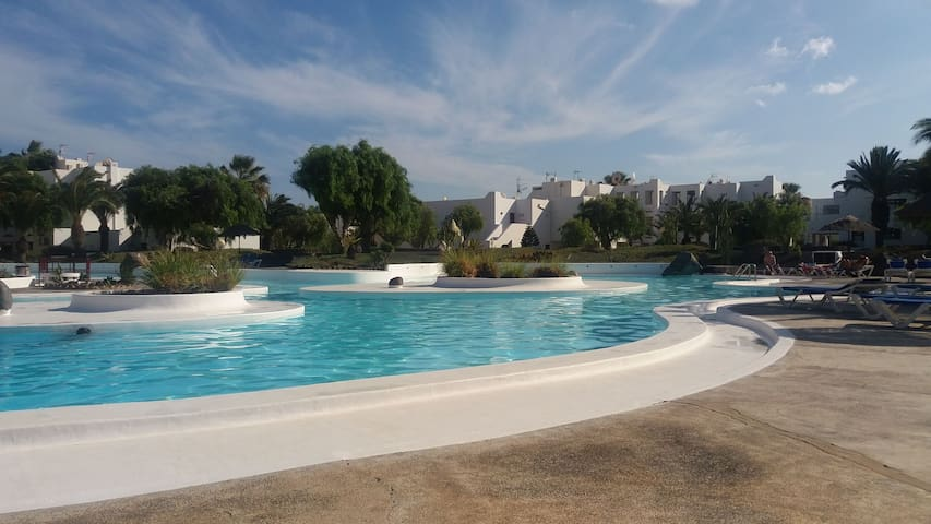 "Holiday Apartment ""El Gueco"" - Costa Teguise"
