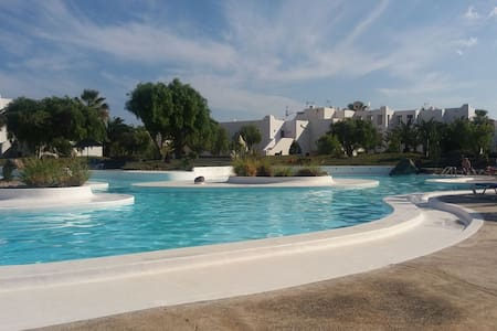 """Holiday Apartment """"El Gueco"""" - Costa Teguise - Daire"""
