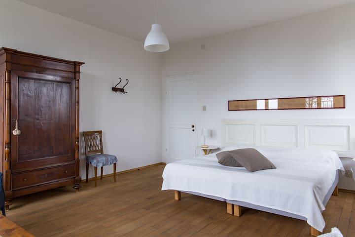 Monte Grande - private bedroom