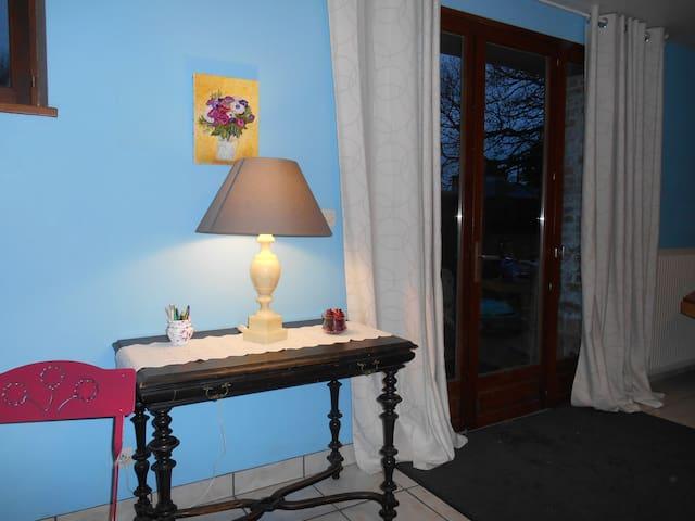 Maison du chat assis - Hautot-Saint-Sulpice - ที่พักพร้อมอาหารเช้า