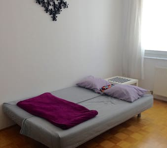 Cozy room in perfect location! - Villach - Lakás