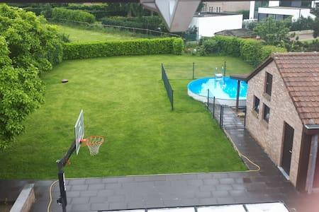 Single Room for Two in Maasmechelen