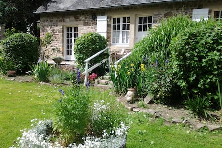 2 bed riverside cottage in Normandy - Campeaux - Dom
