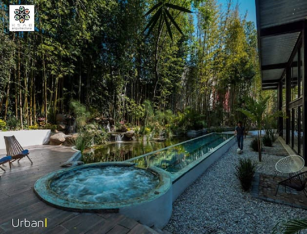 Charming Chill Zen loft - Cuernavaca - Apartment