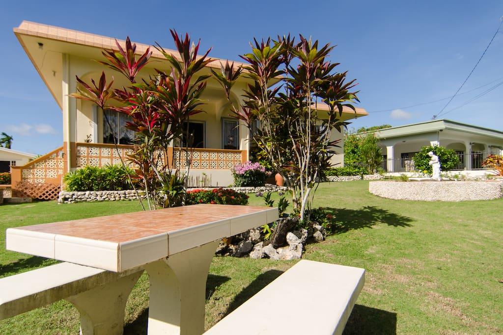 Guam Garden Villa Bed And Breakfast Bed And Breakfasts