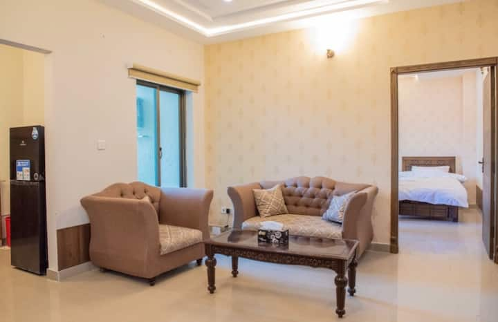 Inviting 1-Bed Apartment in Islamabad