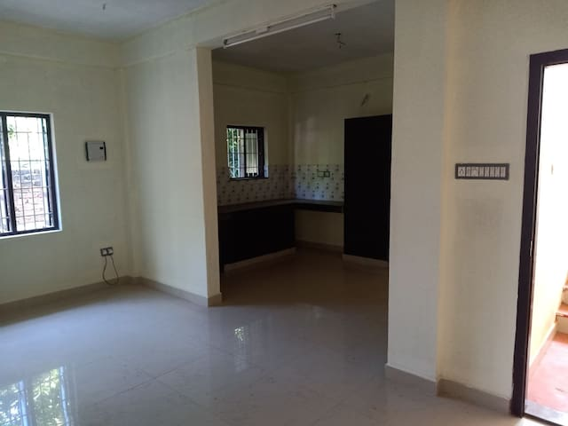 Flat for Family stay...