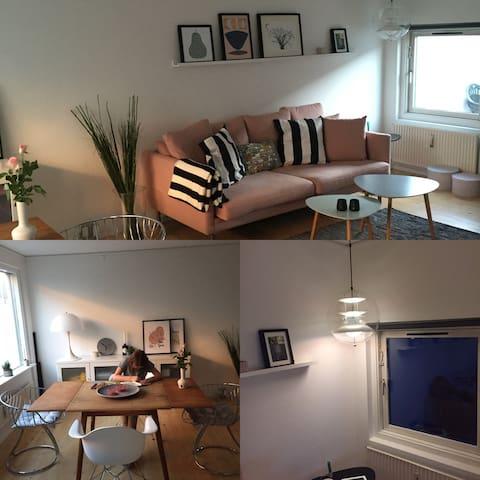 Cozy House near Lyngby and DTU - Kongens Lyngby - Casa