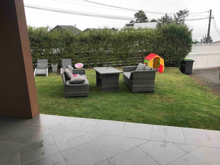 Maison avec jardin/Spa moderne tout équipée