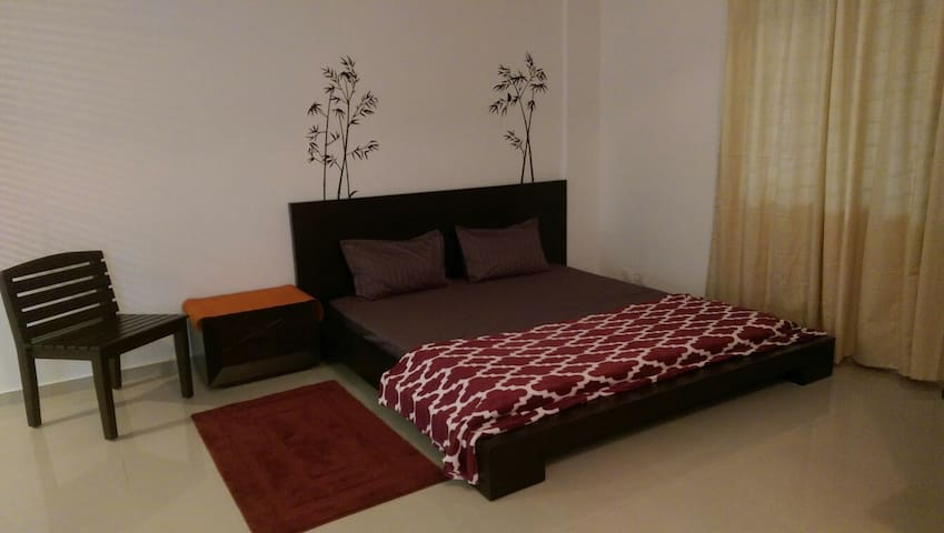Entire home with 2 spacious rooms. - Bangalore
