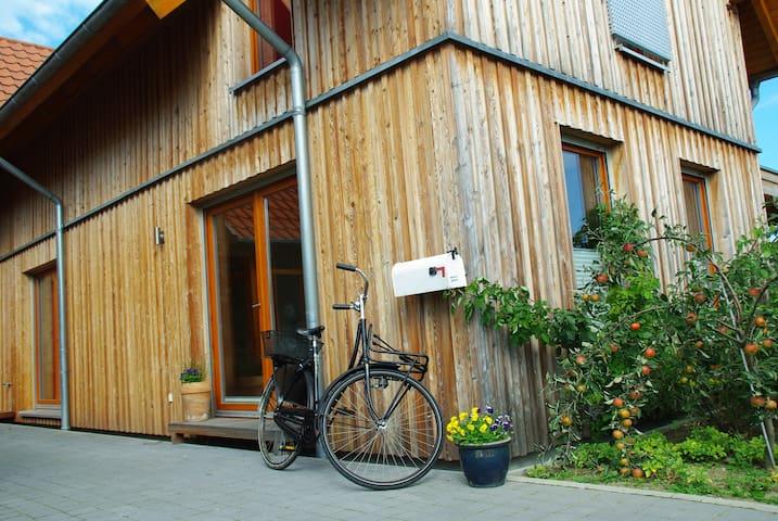Gemütliche Wohnung Wooden Island - Wassenberg - Leilighet