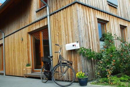 Gemütliche Wohnung Wooden Island