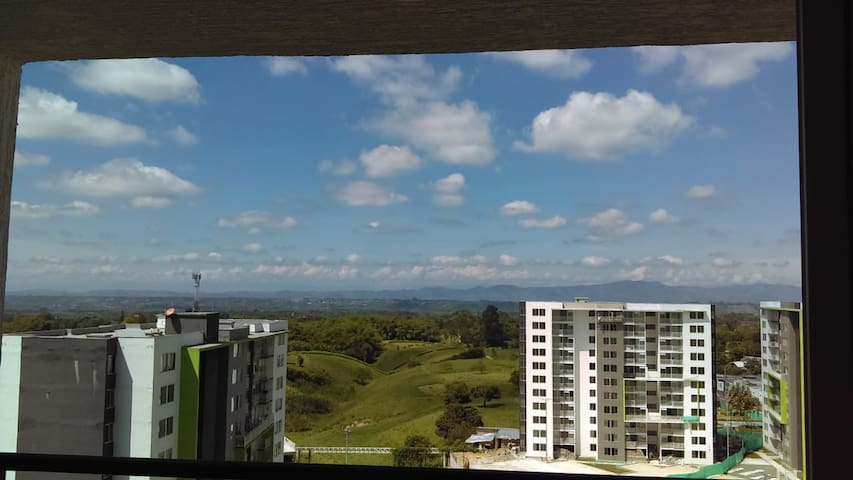 Vista hermosa, Torres de Orense