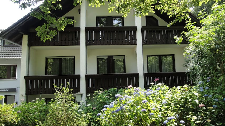 Heiderhof Apartment Rudolph - Obersteinebach - Appartement