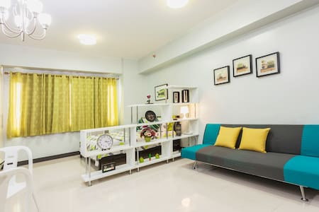 Morgan Suite @McKinley Hill Taguig  Free WiFi (9)