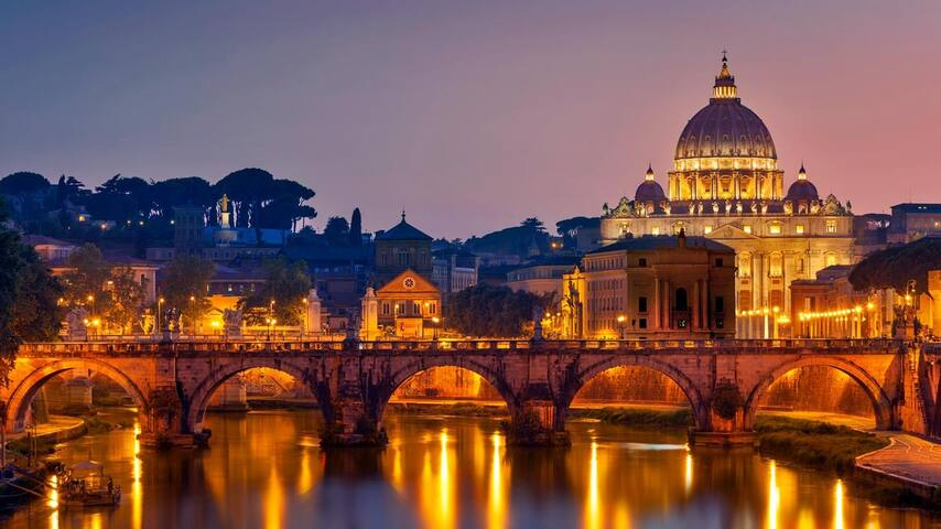 NEW! Vatican City Close ( Great for turist )