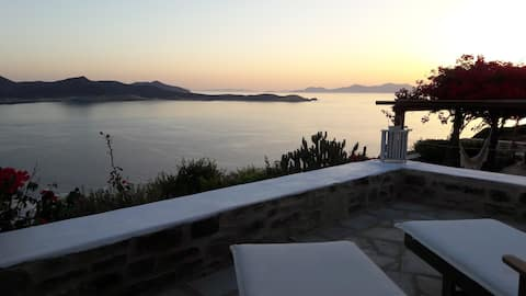Sunset House- Antiparos