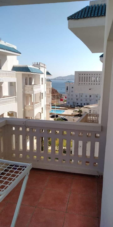 Magnifique appartement à FNIDEQ avec piscine