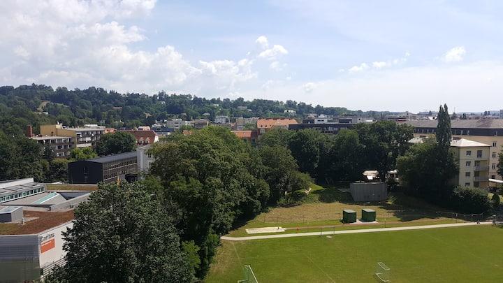Awesome view Graz