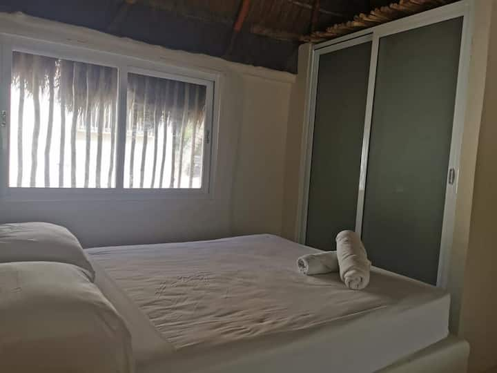 Bungalow Solar 1Bed in the Beach of Tulum