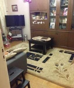 Уютная квартира в спальном районе