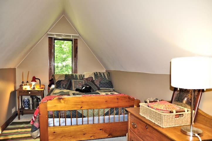 Baby Bear Bed & Breakfast (3), Bob Lake