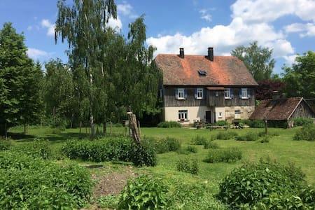 Der optische Hof - Sulzbach-Laufen - Wohnung