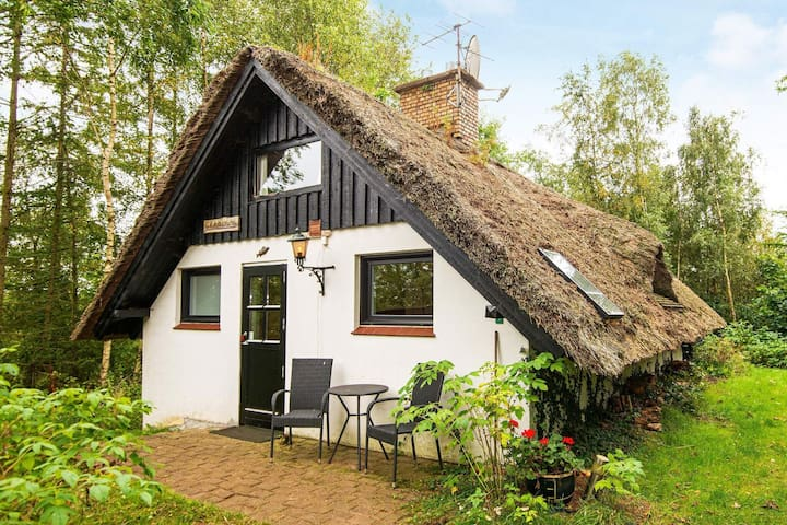 Peaceful Holiday Home in Ejstrupholm With Terrace