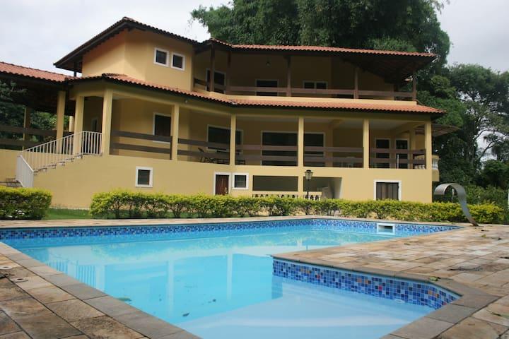 Casa de Campo - Condominio Fechado - Piracaia - Ev