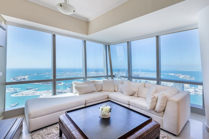 One of a Kind 2BR with Breathtaking Sea View