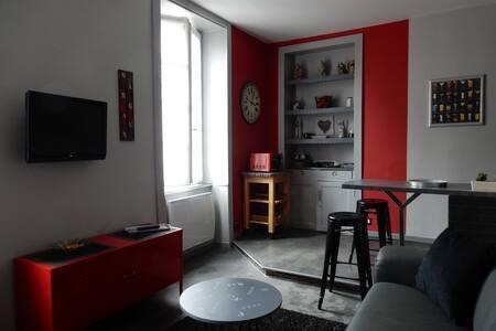 STUDIO plein centre historique de DINAN - Dinan - Lägenhet