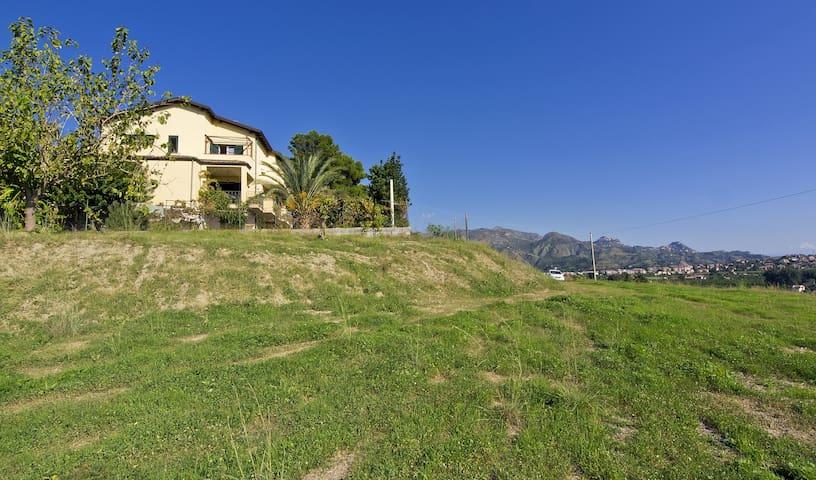 Suite Panorama - Taormina and Sea - SunTripSicily - Calatabiano
