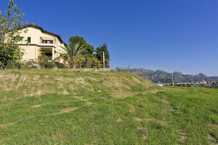 Suite Panorama - Taormina and Sea - SunTripSicily - Calatabiano - Villa