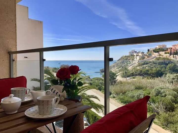 Villa Mar Azul, Venta Lanuza El Capello, Alicante.