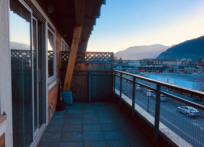 Retreat into the heart of downtown Squamish