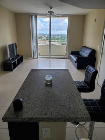 $450/wk luxury highrise downtown Fort Lauderdale