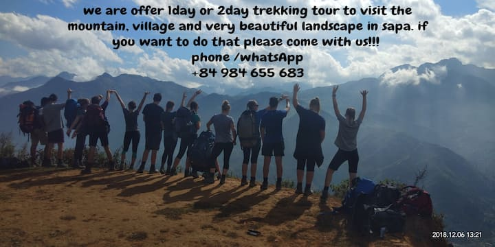 Dzay House Homestay and trekking tour