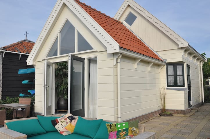 Idyllic holiday home near Amsterdam & Alkmaar - Jisp - 단독주택