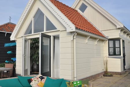 Idyllic holiday home near Amsterdam & Alkmaar - Jisp - Casa