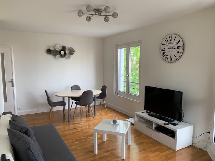 Appartement NEUF 50m2 proche Versailles