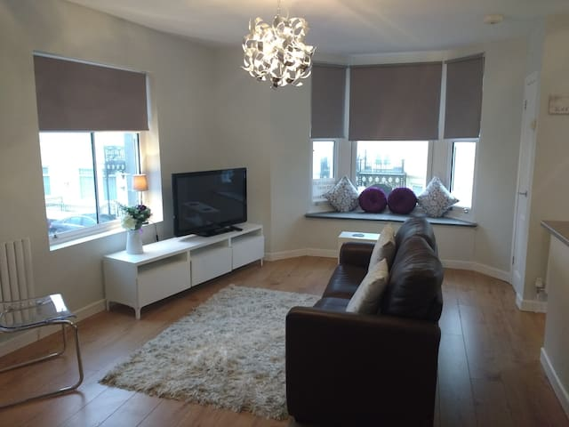 Seaside view apartment - Porthcawl - Apartamento