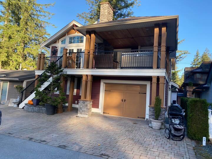 Elegant Rustic Lake Cabin Retreat