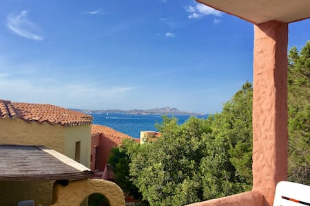 Tipico alloggio in stile sardo - Baja Sardinia - 公寓