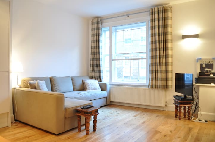 Modern Spacious Central 1 Bed in Perfect Location - Londres - Appartement