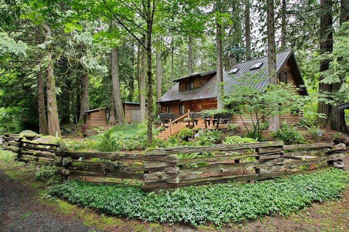 Sandy River Cabin Retreat