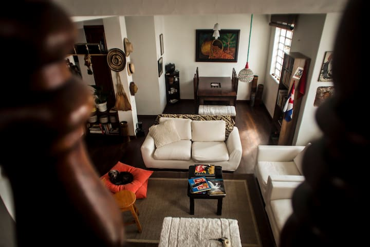 Beautiful, cozy and central! - Bogotá - บ้าน