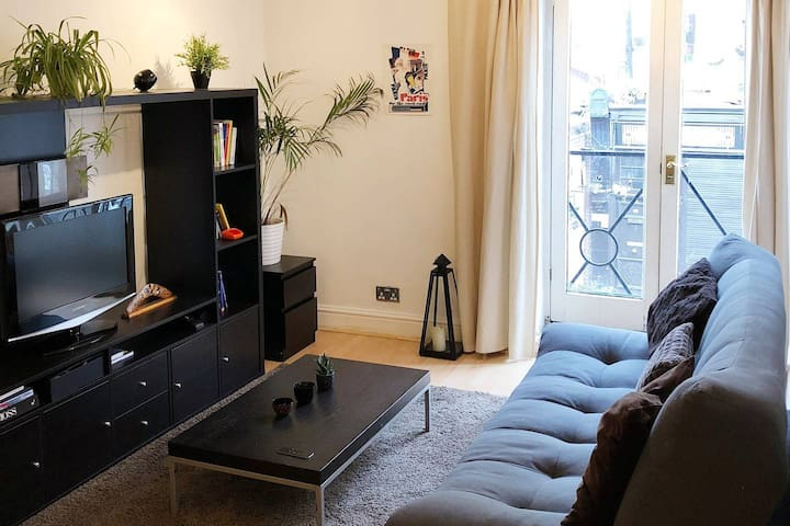Cosy flat in Angel, 3 min to tube station