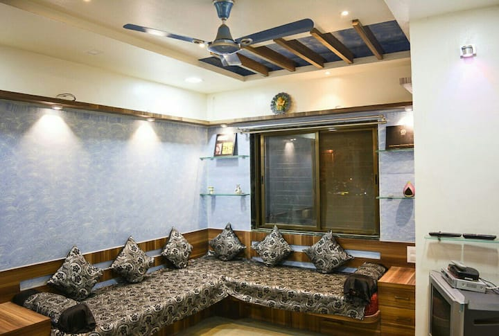 Rooftop Pad 4 BHK penthouse