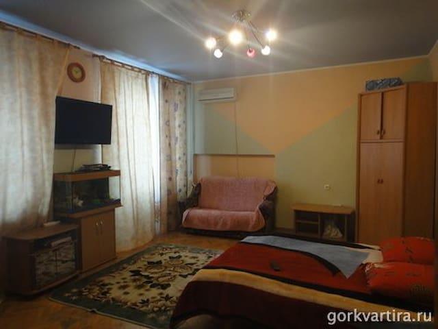 Квартира посуточно в курортной зоне Железноводск - Zheleznovodsk - Departamento