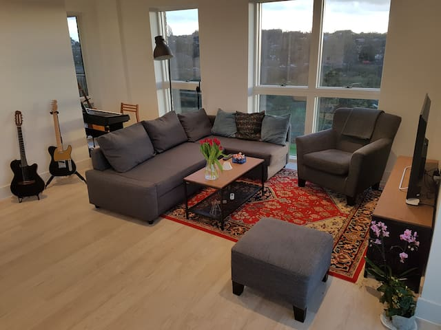 New and bright home with gorgeous views of London - Lontoo - Huoneisto